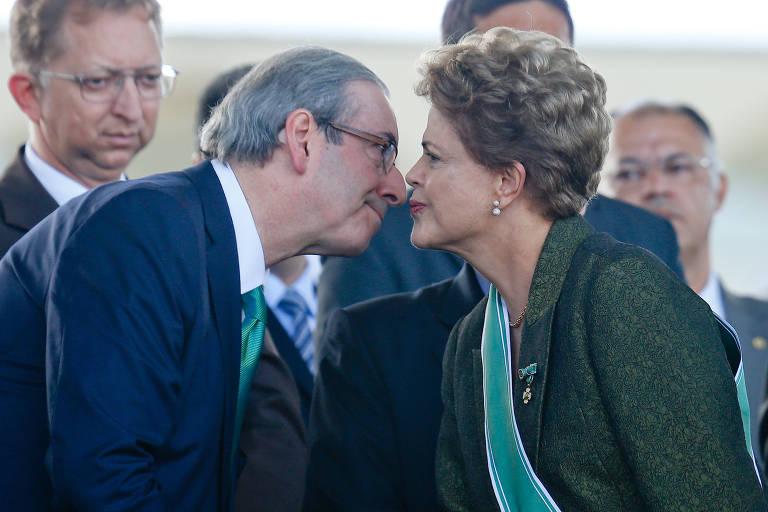 Temer liderava impeachment 3 meses antes do processo, diz Eduardo Cunha em livro; leia relatos