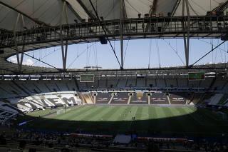 Copa Libertadores - Final - Palmeiras v Santos