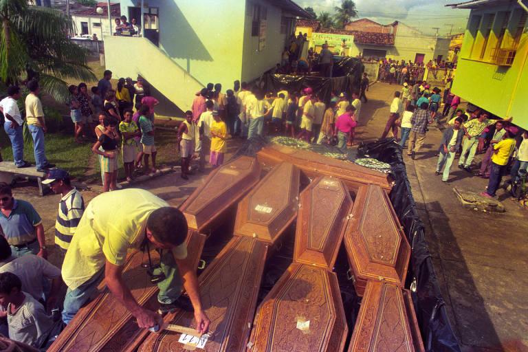 25 anos do massacre de Eldorado do Carajás