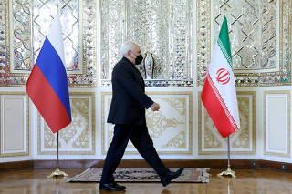 Russian Foreign minister Lavrov visits Iran