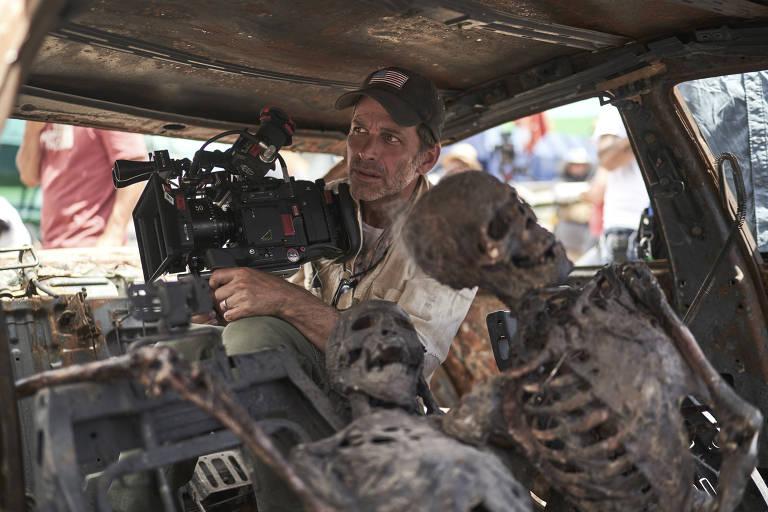 Cenas do filme Army Of The Dead