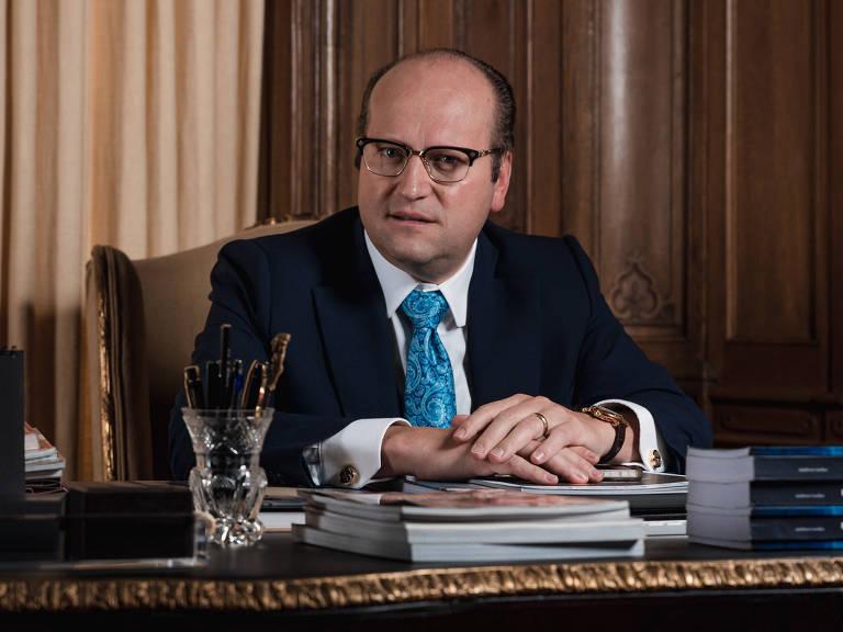 Nelson Wilians, advogado e empreendedor