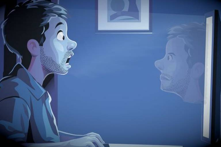 'Me dói ser usado para machucar outras pessoas', diz Michael, um escandinavo que teve sua imagem usada para enganar usuários no Omegle