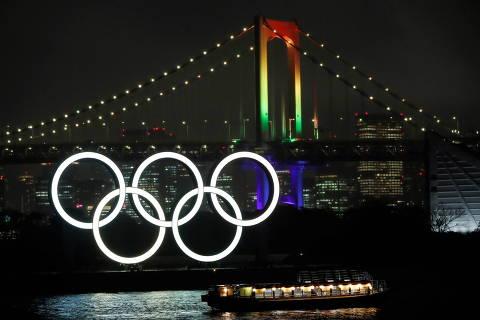 Vacinação contra Covid de atletas que irão à Olimpíada começará nesta semana