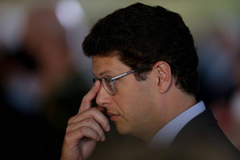 Alexandre de Moraes autoriza quebra de sigilos bancário e fiscal de Ricardo Salles
