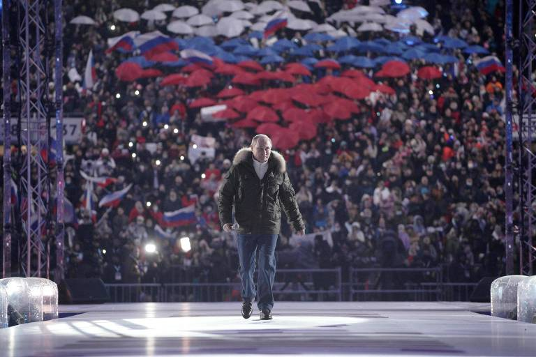 Sanções de Biden soam contraditórias, mas deixam porta aberta a Putin