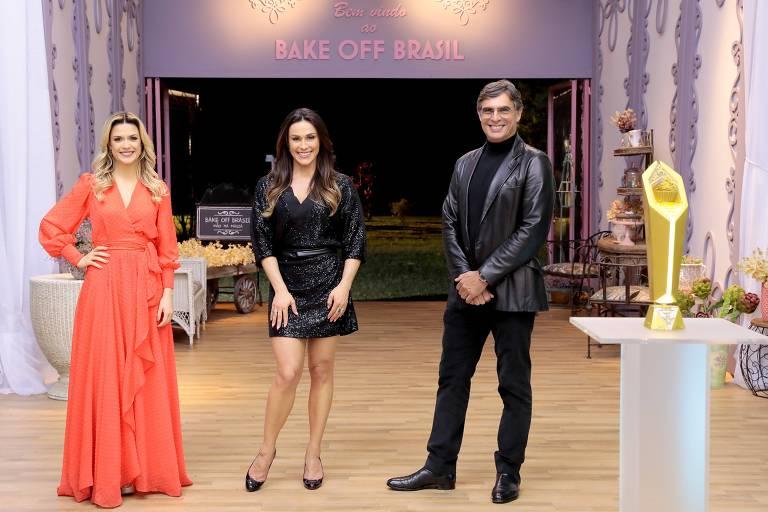 Bake Off Brasil - Celebridades 2021