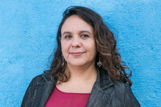 ?A jornalista mexicana Marcela Turati