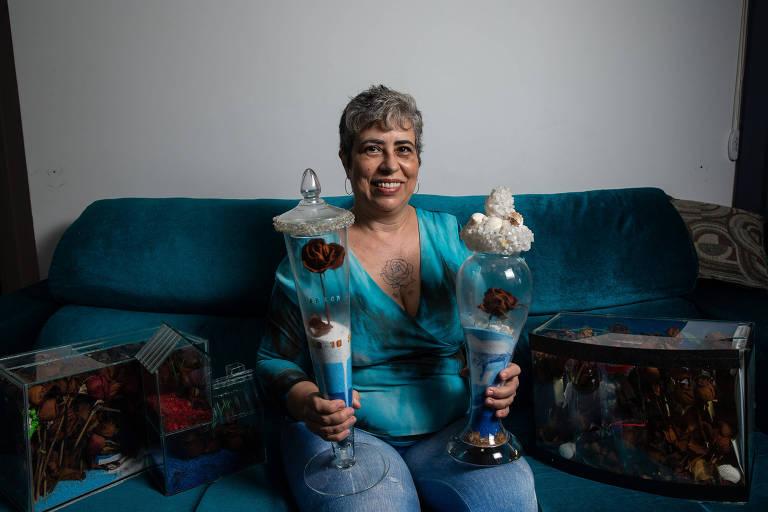Rosa de Roberto Carlos vale mais que ganhar na loteria, afirma fã