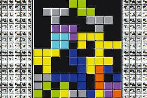 ORG XMIT: 345601_0.tif O jogo Tetris. (Reprodução)