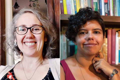 Regina Facchini (esq.) e Isadora Lins França, organizadoras de 'Direitos em Disputa: LGBTI+, Poder e Diferença no Brasil Contemporâneo' Foto: Divulgação