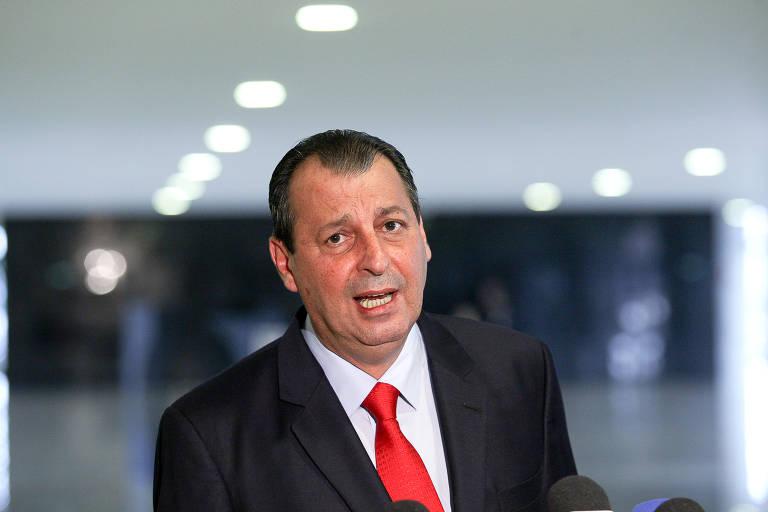 Este é o senador Omar Aziz, presidente da CPI da Covid