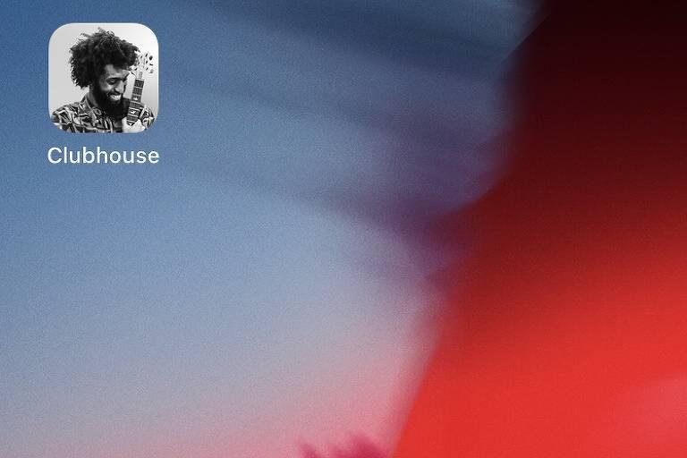 Aplicativo do Clubhouse
