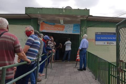 Pandemia derruba expectativa de vida em SP pela primeira vez em 81 anos