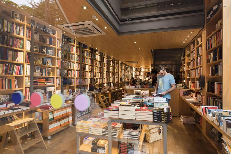 Conheça livrarias que entreguem via delivery em São Paulo