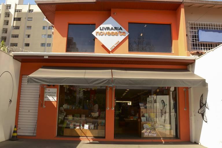 A livraria NoveSete foi criada em 2007, quando os donos perceberam haver poucos espaços literários para crianças em SP
