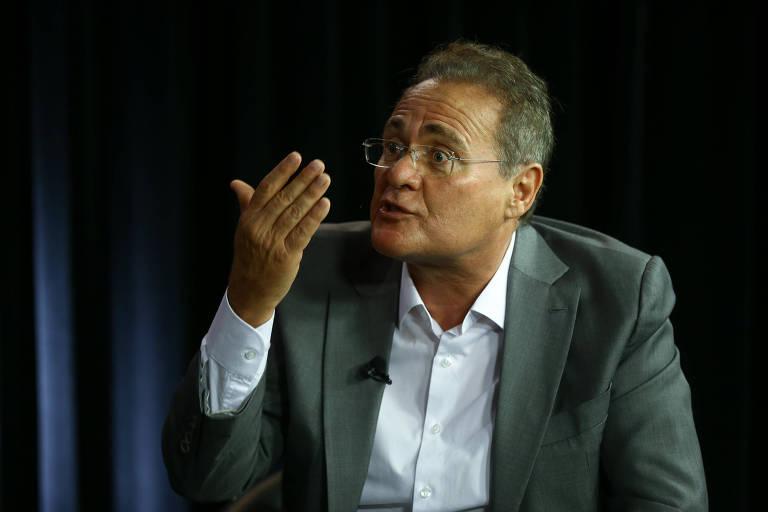 Governo faz pressão desumana para influir na CPI da Covid, diz Renan, favorito para relatoria