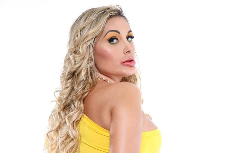 Andressa Urach diz que modelo que criou briga no Miss Bumbum será processada