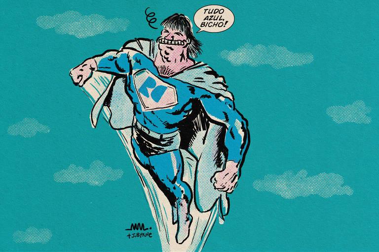 Roberto Carlos chega aos 80 com poderes dignos de herói da Marvel e da DC