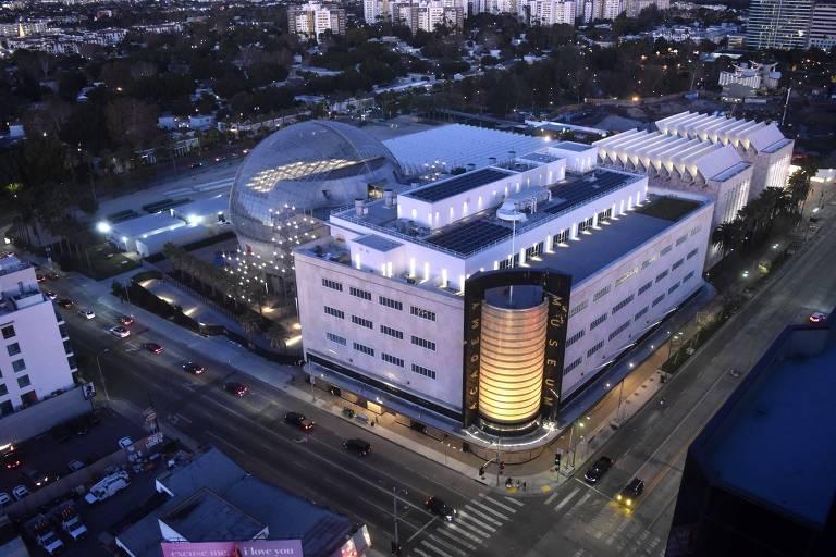 Academy Museum em Los Angeles