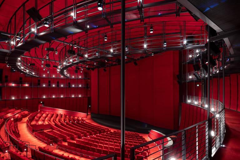 Teatro do Academy Museum