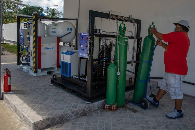Cidade mais indígena do Brasil ganha a própria usina de oxigênio