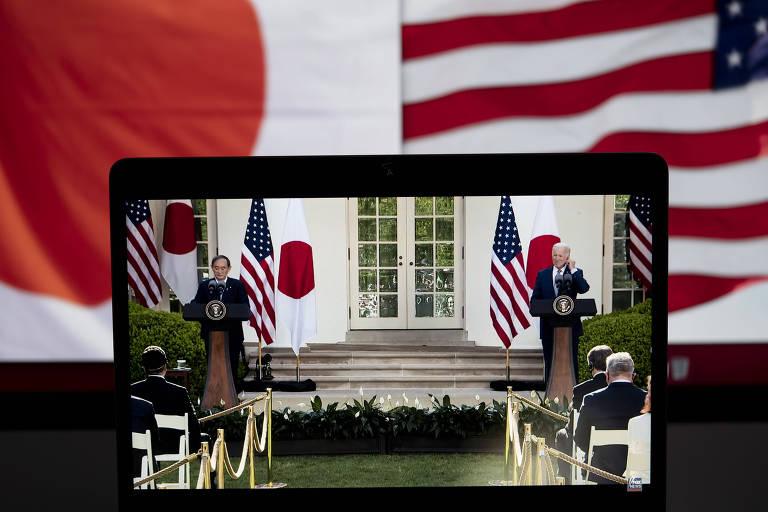 Fim de semana reduz tensão China-EUA, antes de cúpula