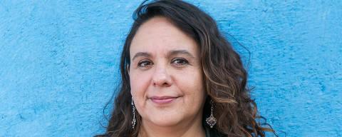 ?A jornalista mexicana Marcela Turati que se dedica a investigações dos direitos humanos e violência gerada pelo narcotráfico.Foto:Ginnette Riquelme Quezada
