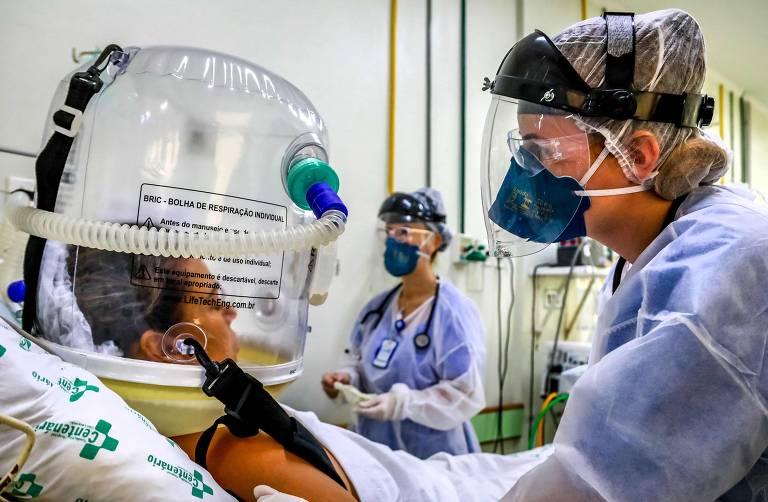 A pandemia e a crise na saúde da região Sul