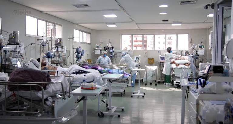 Pandemia afeta rede de saúde na região Sudeste