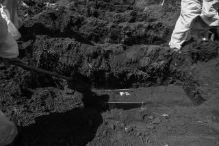 Número de enterros volta a crescer nos cemitérios paulistanos