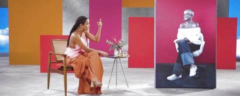 Taís Araújo entrevista Xuxa no programa Super Bonita, da GNT