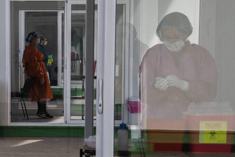 Uruguai vai de modelo no combate à pandemia a líder em mortes na região
