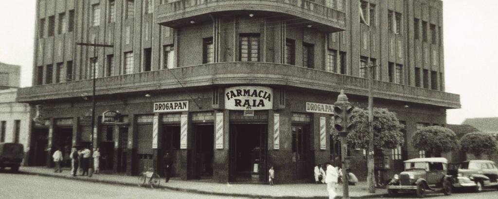 Loja em Campo Grande (MS) 1944