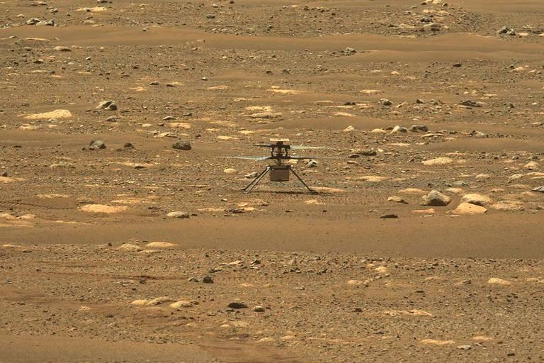 EUA, Europa, Japão e China fazem corrida para trazer amostras de Marte
