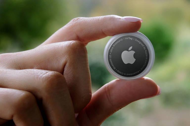Apple anuncia o AirTag, dispositivo de rastreamento de objetos