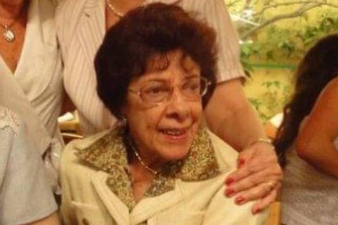 Zelinda Casella (1928-2021) ORG XMIT: COFgK6Bl4fbqZwUCHbT3