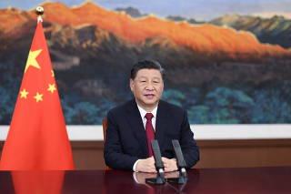 CHINA-XI JINPING-BFA-CONFERENCIA ANUAL-DISCURSO