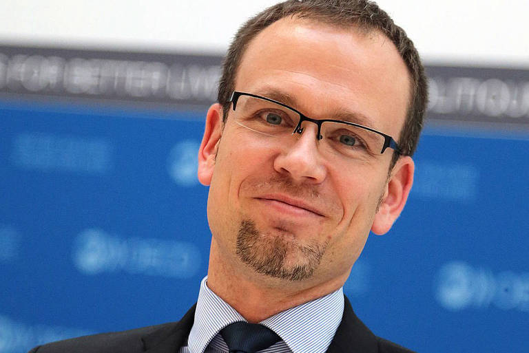 ENS ARNOLD, economista da OCDE