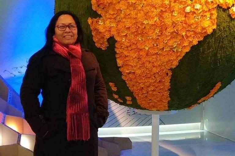 Sinéia do Vale, gestora ambiental do Conselho Indígena de Roraima, convidada para participar da Cúpula do Clima de Joe Biden