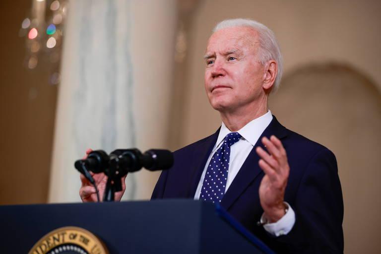 Acompanhe as informações sobre o governo de Joe Biden nos EUA