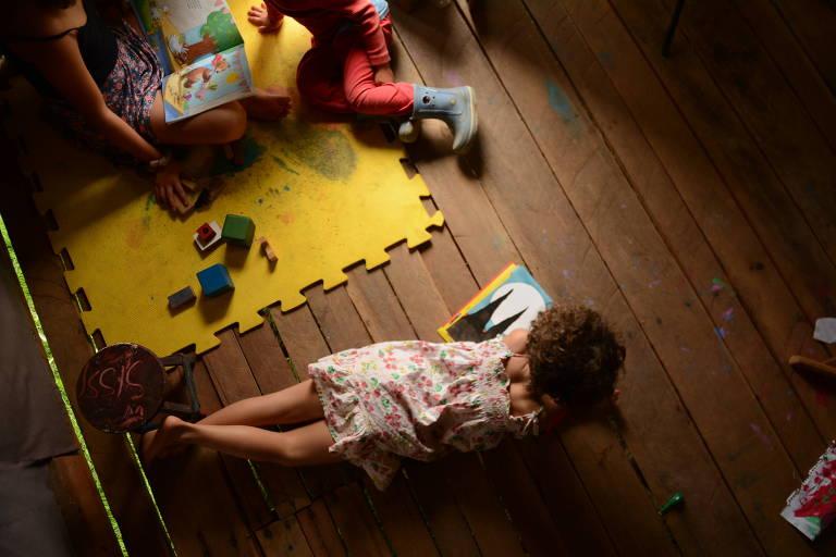 A utopia de aprender em casa