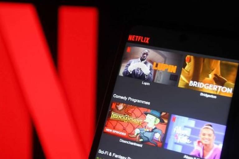 Cerca de 3,98 milhões de pessoas assinaram Netflix entre janeiro e março