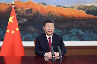 CHINA-XI JINPING-BFA-ANNUAL CONFERENCE-KEYNOTE SPEECH (CN)