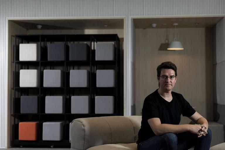 Mate Pencz, fundador e presidente da Loft, startup voltada para o setor imobiliário; rodada avalia a empresa em US$ 2,9 bilhões