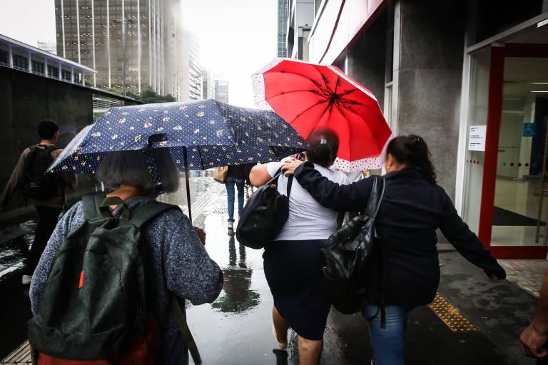Paulistano terá frio no fim de semana e temperatura deve cair para 11ºC na cidade de SP