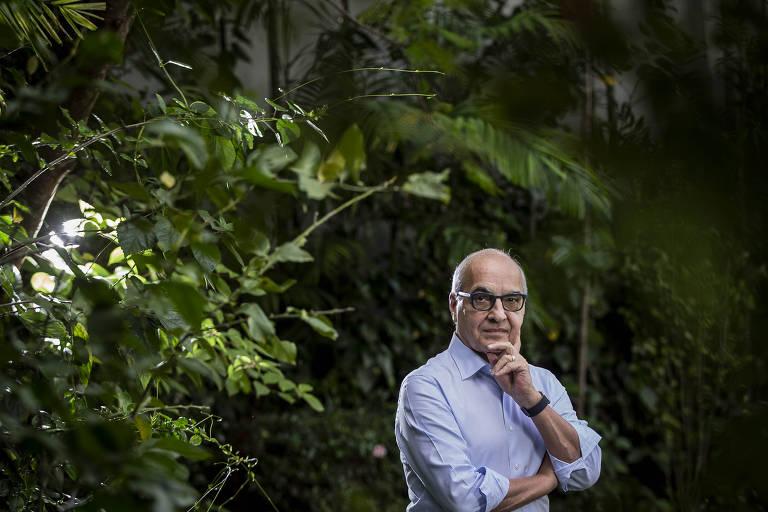 Guilherme Leal, cofundador da Natura e copresidente do conselho de administração da empresa