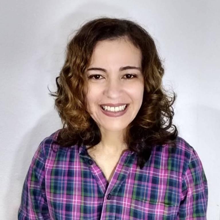 Mônica Angélica Ferreira, que utiliza o aplicativo da 99