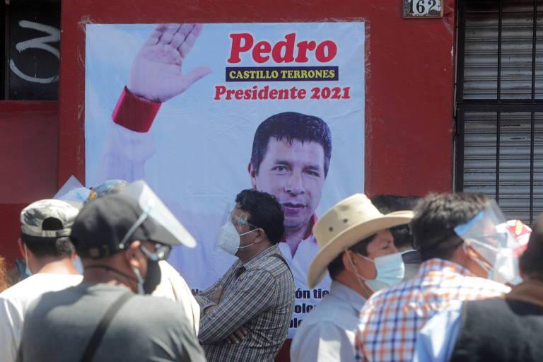 Gustavo Petro e José Pedro Castillo: anomalias andinas