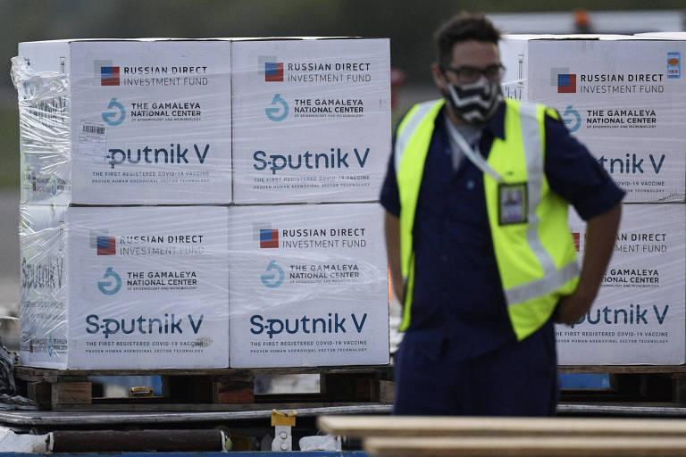 Governadores enviam mais documentos para Anvisa e pedem nova análise para liberar Sputnik V